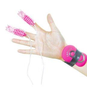Cara Menggunakan Alat Bantu Sex Wanita Vibrator Secret Love Finger ( Vibrator 2 Ring Jari Getar ) Electric